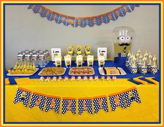 Minion party by JLF