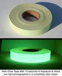 Glow in the dark tape. #Glow #products #glow #toys #glow #items #glow #paint #glow in the dark #glow #in #the #dark #glow #party #black light #products