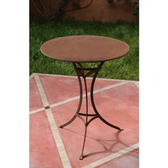 Pinterest the world s catalog of ideas for Table exterieur largeur 60