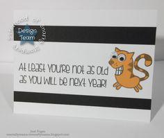OneCraftyMama Handmade Greetings, Greeting Cards Handmade, I Card, At Least, Design, Hand Made Greeting Cards, Design Comics