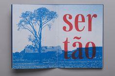 Sagarana – Livro Espécime / Specimen Book on Behance
