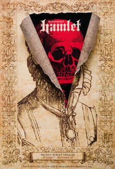 Hamlet. Walnut Street Theater.