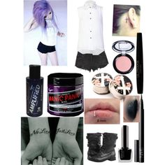 Scene Outfits for School | Scene Outfits Polyvore