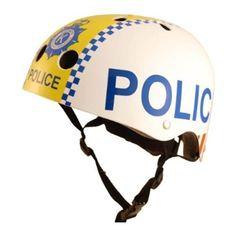 Fietshelm 'Police'