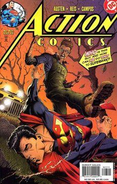 Action Comics #823 Superman DC Comics march 2005