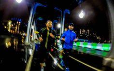 #run hebdo sous la pluie avec #boostbirhakeim #boost #battlerun @adidasrunning