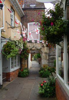 "fuckitandmovetobritain: "" Gloucester, England, UK """