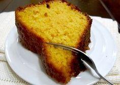 Orange Cake by Alessandra Blanco Greek Sweets, Greek Desserts, Greek Recipes, Vegan Desserts, Delicious Desserts, Gluten Free Deserts, Gluten Free Cakes, Gluten Free Recipes, Food Cakes