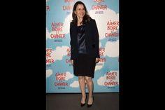 France. Aurélie Filippetti, ministre de la Culture, lundi 10 mars 2014.