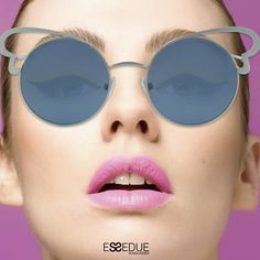 Essedue Sunglasses: eccellenza Made in Italy Circle Sunglasses, Round Sunglasses, Handmade Design, Italy, How To Make, Accessories, Instagram, Fashion, Moda