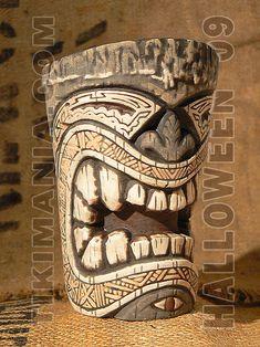 Tiki Man, Tiki Tiki, Wood Carving Patterns, Wood Carving Art, Tiki Hawaii, Tiki Statues, Tiki Bar Decor, Carved Wood Wall Art, Tiki Totem