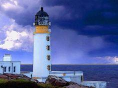 'Rua Reidh Lighthouse in Western Ross, Scotland' von Dirk h. Wendt bei artflakes.com als Poster oder Kunstdruck $18.03