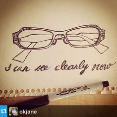 Lafont Eyewear Lafont, Permanent Marker, Markers, Eyewear, Decor, Sharpies, Eyeglasses, Decoration, Sunglasses