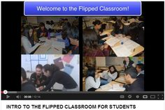 Intro to the Flipped Classroom for Students by High School math teacher, Crystal Kirch.      @crystalkirch