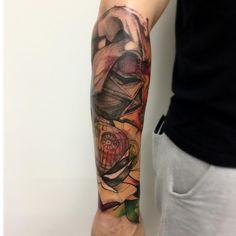 "440 curtidas, 2 comentários - Lincoln Marques (@lincoln_tattoo) no Instagram: ""Darth Vader #darthvader #starwars #tattoo #tattoowork #inkspiringtattoos #inkstinctofficial #tattrx…"""