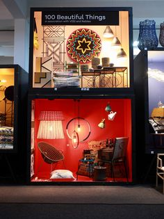 VISI editor-in-chief Sumien Brink picked some of her favourite stands from Design South Africa Here is a list of her top Exhibit, South Africa, The 100, Interior, Design, Indoor, Interiors