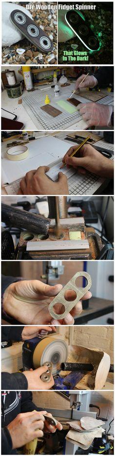 Wooden Fidget DIY