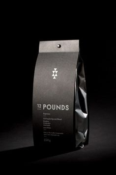 12 Pounds - The Coffee Corporation by Paperlux
