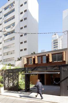 Casa Jardins   CR2 Arquitetura #exterior