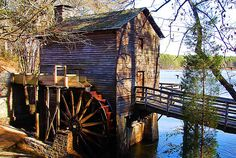 Stone Mountain Grist Mill
