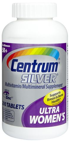 some vitamins for women Centrum Silver, Vitamins For Women, Breast, Personal Care, Health, Self Care, Health Care, Personal Hygiene, Salud