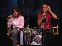 Lucy and Renee in Pasadena 2003 (3/5)    © Creation Entertainment