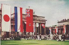 Changing Berlin - 1937 | von Jasperdo