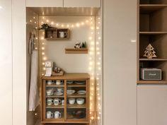 집꾸미기 House Goals, Liquor Cabinet, Bookcase, Dining Room, Shelves, Storage, Furniture, Home Decor, Purse Storage