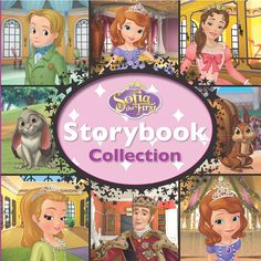 Sofia The First Storybook Collection | Toys R Us Australia