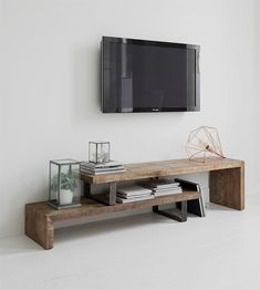 20 Best DIY Entertainment Center Design Ideas For Living Room – TV Stands – Ideas of TV Stands – More ideas below: DIY Pallet Entertainment center Ideas Built In Entertainment center Plans Floating Entertainment center Decor Rustic Entert Ikea Tv Stand, Tv Stand Decor, Diy Tv Stand, Tv Stand On Wall, Floating Tv Stand Ikea, Floating Tv Console, Metal Tv Stand, Pallet Entertainment Centers, Industrial Entertainment Center