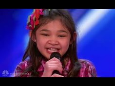 Angelica Hale: Future Star STUNS The Crowd OH. MY. GOD!!! | Auditions 2 | America's Got Talent 2017 - YouTube