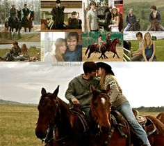 Ty and Amy (Heartland)