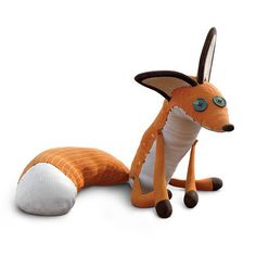The Little Prince Fox Sean and I need him. I didn't know that I needed to make him until today.