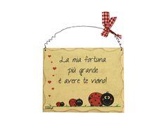 targhetta coccinella