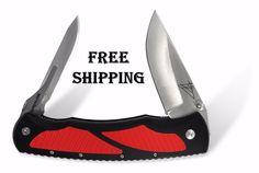 Havalon Knives HAV-XTC-TRED 21567 Jim Shockey Titan, Red Insert #HavalonKnives