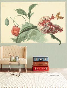 We've got thousands of wallpaper patterns to choose from. Whether you're looking for a bright feature wall, or a classic stripe, we have a wallpaper design for you Fabric Wallpaper, Of Wallpaper, Designer Wallpaper, Pattern Wallpaper, Green Floral Wallpaper, Contemporary Wallpaper, Paper Decorations, Trinidad, Poppies