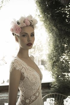 Ginger Lilly - Wedding Dress by LIHI HOD