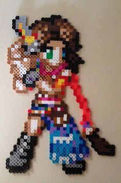 Yuna Bead Sprite (Final Fantasy X-2)