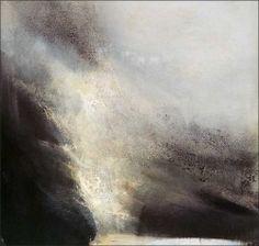 Ørnulf Opdahl: Bre, 95 x 100 cm Seascape Paintings, Nature Paintings, Landscape Paintings, Art Paintings, Abstract Landscape, Abstract Art, Modern Art, Contemporary Art, Etching Prints