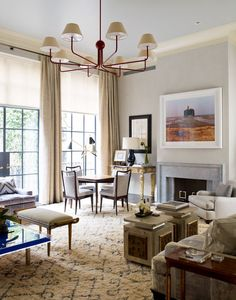 s r gambrel 004 A neutral palette allows the artwork to shine in a New York townhouse. Living Room Lounge, Living Room Decor, Living Spaces, Living Rooms, Architectural Digest, Best Interior, Interior Design, Modern Interior, New York Townhouse