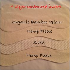 Must try to make this soaker/hemp-zorb-obv-organic-bamboo-velour. Cloth Nappies, Cloth Pads, Sewing Hacks, Sewing Crafts, Sewing Projects, Sewing Clothes, Diy Clothes, Feminine Pads, Period Pads