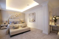Taylor Howes, project on Mayfair's Grosvenor Square