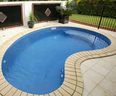 The best fiberglass swimming pools in the Daytona Beach, FL region. The best designs and colors to choose from. Contact us to learn more and get into a pool today! Swimming Pool Sales, Swimming Pool Designs, Daytona Beach Florida, Pensacola Florida, Pool Contractors, Pool Shapes, Fiberglass Swimming Pools, Canton Ohio, Pool Installation
