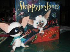 Lots of lesson ideas for Skippyjon Jones