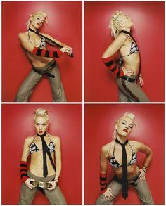 Gwen Stefani... my idol <3 [rock steady]