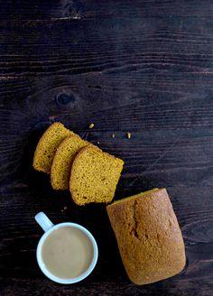 Pumpkin Bread with Einkorn Flour