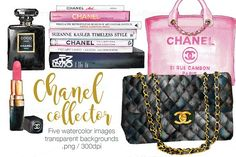 Chanel collector by PrintableHenry on @creativemarket