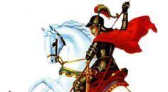 Oração do Manto de São Jorge para afastar a inveja
