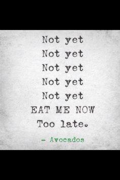 Avocados :D