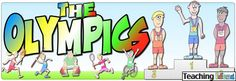 Bunch of links to ideas for teaching with an Olympics theme.